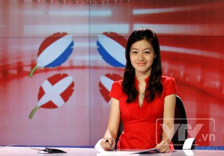MC Hồng Nhung 360 thể thao
