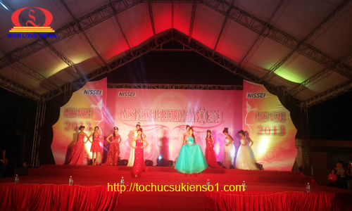 Top 10 Miss Nissei 2013